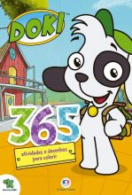 Doki 365 Atividades e desenhos para colorir Ciranda Cultural