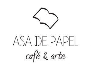 Logo Asa de Papel