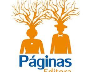 Logo Páginas Editora