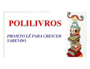 Logo Polilivros